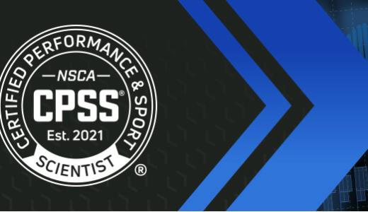 NSCAの新しい資格「パフォーマンス&スポーツサイエンティスト(CPSS)」について